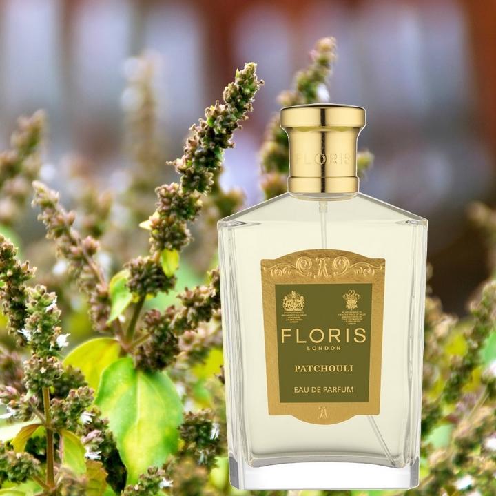 floris patchouli 100ml 3 4 oz eau de parfum vaporisateur edp parfum pour hommes. Black Bedroom Furniture Sets. Home Design Ideas