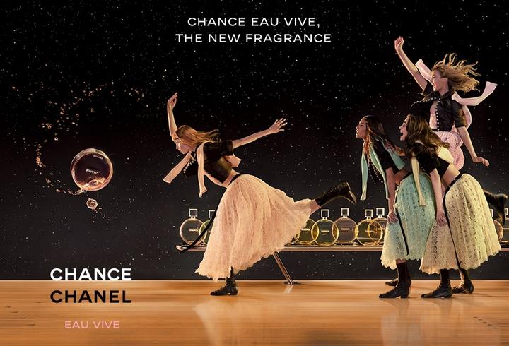 ผลการค้นหารูปภาพสำหรับ Chanel Chance Eau Vive