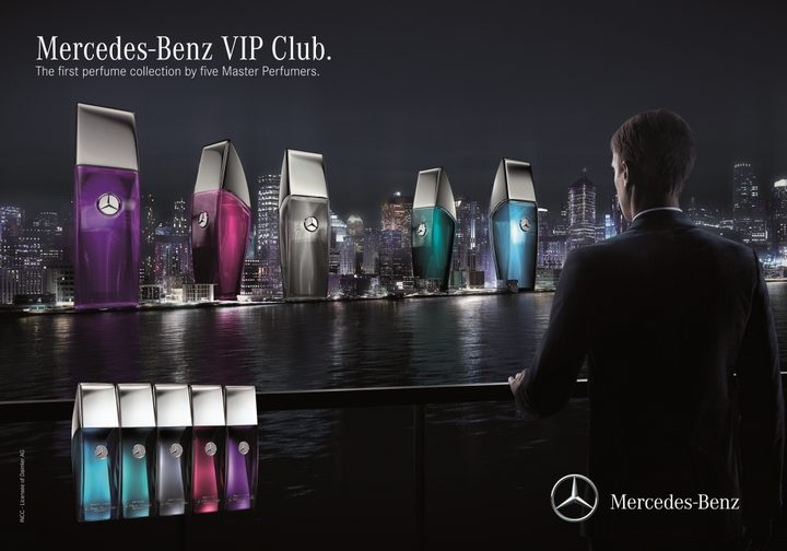 Mercedes benz club 100ml 3 4 oz eau de toilette spray for Mercedes benz club cologne