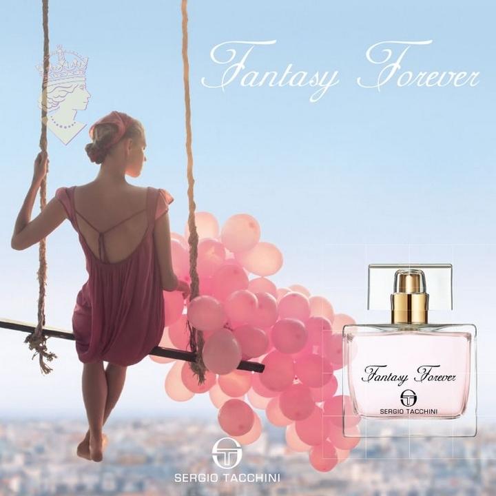 dfca41a32 Sergio Tacchini Fantasy Forever 3.3oz 100ml Eau De Toilette Women ...