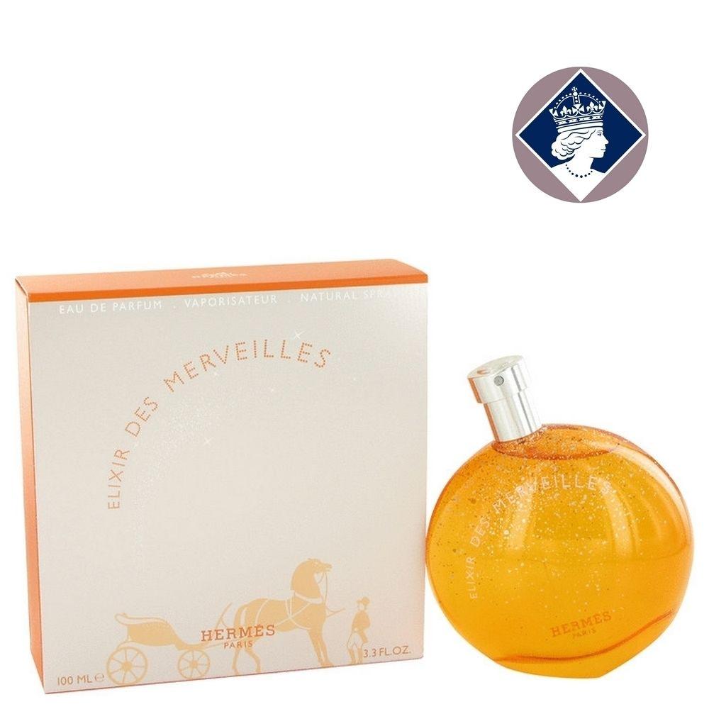 Hermes Elixir Des Merveilles 100ml33fl Eau De Parfum Perfume Spray