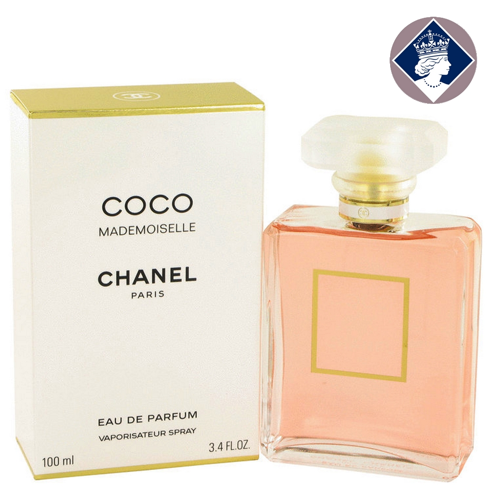 Chanel Coco Mademoiselle 100ml34oz Eau De Parfum Spray Women