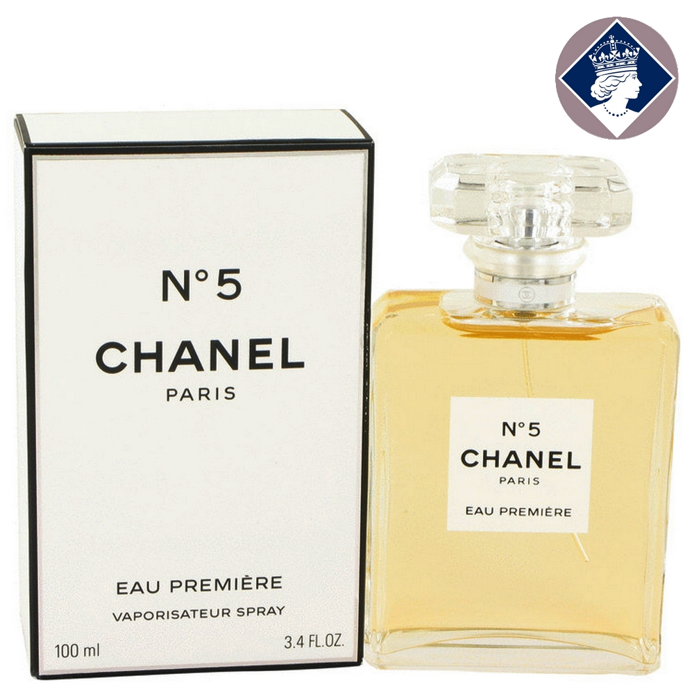 Chanel No5 Eau Premiere 100ml34fl Eau De Parfum Spray Women