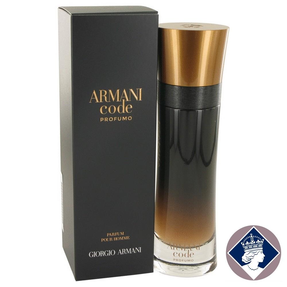 giorgio armani code profumo 110ml edp parfum pour homme. Black Bedroom Furniture Sets. Home Design Ideas