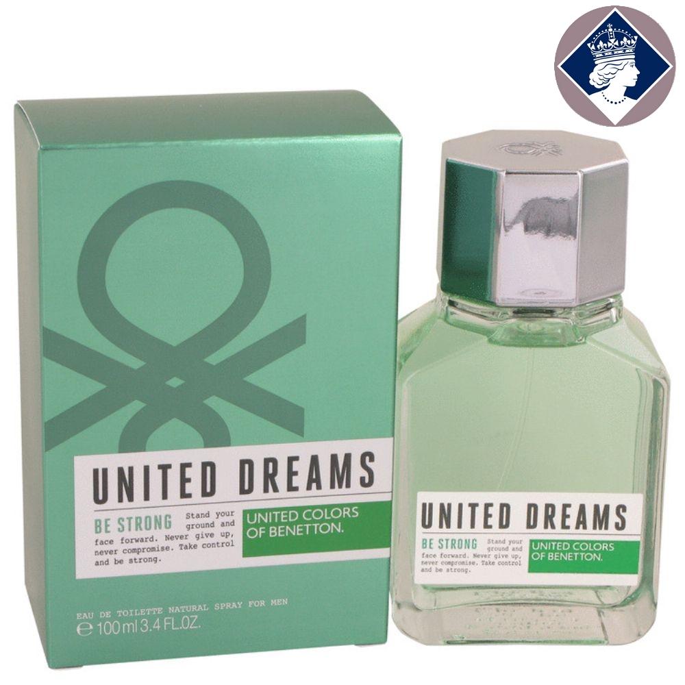 Sur United Benetton Colors Dreams Be Homme Edt Parfum Fr Of Pour Détails Strong 100ml MVGSpqUz