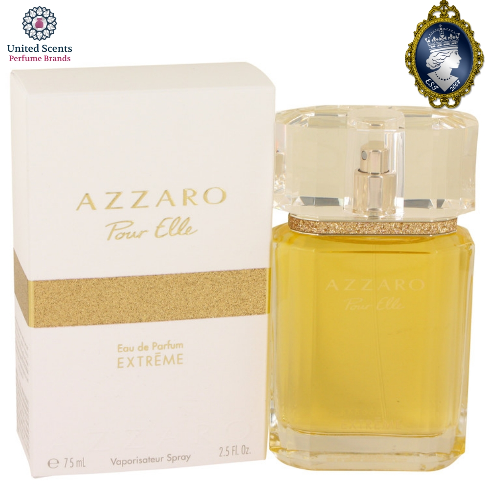 ac928ae7e53 Loris Azzaro Pour Elle Extreme 2.5oz 75ml Eau De Parfum Perfume Spray for  Women