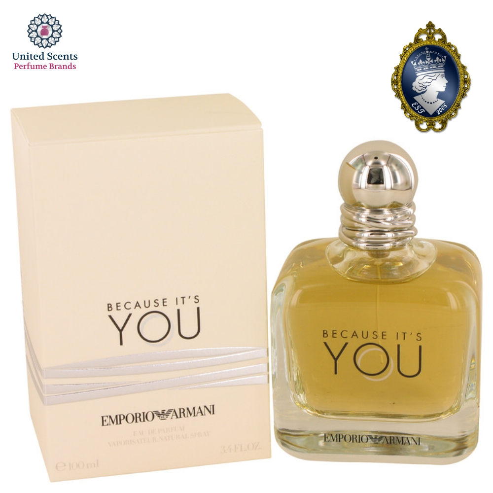 Giorgio Armani Emporio Armani Because Its You Pour Femme 100ml34